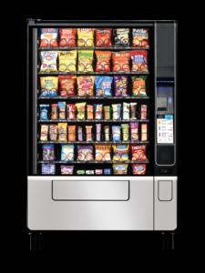 USI Evoke 6 Vending Machine