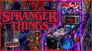 GAD Vending sells Stern Netflix TV show Stranger Things Pinball