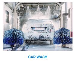 Cashless Car Wash